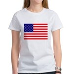 USA flag Women's T-Shirt