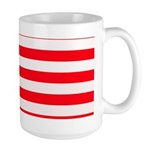 USA flag Large Mug