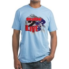 BMX Bike Rider/Ride to Live Shirt