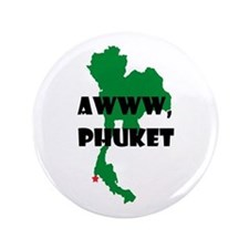 "Phuket.png 3.5"" Button (100 pack)"