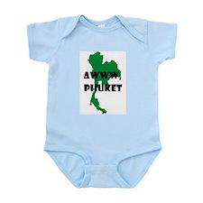 Phuket.png Infant Bodysuit