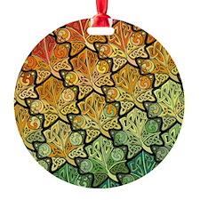 Celtic Leaf Tesselation Ornament