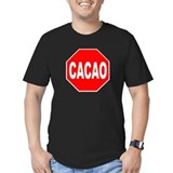 Cacao Stop Sign T