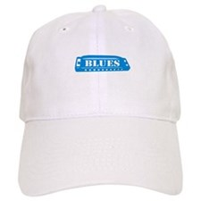 Blues Harmonica Baseball Cap