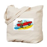 Amphicar Tote Bag