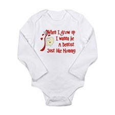 Unique The doctor is in Long Sleeve Infant Bodysuit