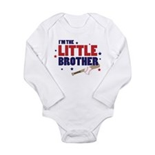 littlebrother_baseball Body Suit