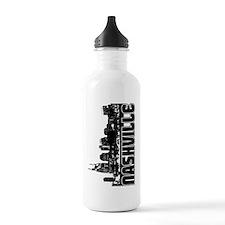 Nashville Skyline Water Bottle