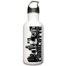 Charlotte Skyline Water Bottle