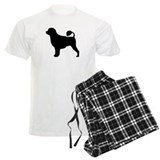 Portuguese Water Dog pajamas