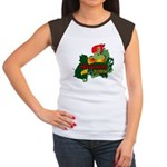 Habanero Goddess Women's Cap Sleeve T-Shirt
