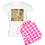 Inspired Pink Floral Women's Light Pajamas