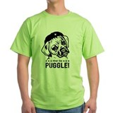 Cute Puggle art T-Shirt