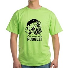 Cute Puggle dog breed T-Shirt