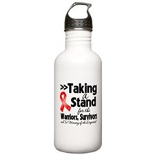 Taking a Stand AIDS Water Bottle
