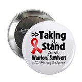 "Taking a Stand AIDS 2.25"" Button"