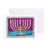 Chanukah Greeting Cards (10 Pack)