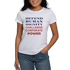 Defend Human Dignity Tee