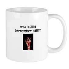 Blood-Stained Hand Mug