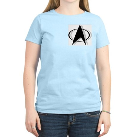 Trek Nation T-Shirt (Women's Pink)