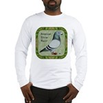 Show Racer Portrait Long Sleeve T-Shirt