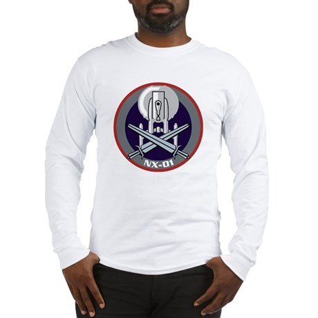 Enterprise NX-01 Long Sleeve T-Shirt