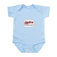 Skydive Forever Infant Bodysuit