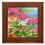 Sorrento Framed Tile