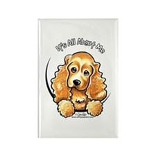 Cocker Spaniel IAAM Rectangle Magnet