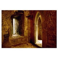 Interiors of a castle, Blarney Castle, Blarney, Co