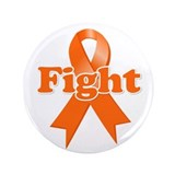"Fight Multiple Sclerosis 3.5"" Button"