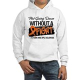 Not Going Down Multiple Sclerosis Jumper Hoody