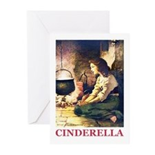 Cinderella Greeting Cards (Pk of 20)