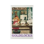 Goldilocks Rectangle Magnet (100 pack)