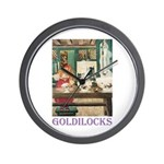 Goldilocks Wall Clock