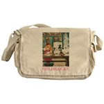 Goldilocks Messenger Bag