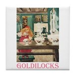Goldilocks Tile Coaster