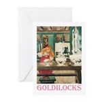 Goldilocks Greeting Cards (Pk of 20)