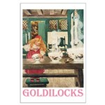 Goldilocks Large Poster