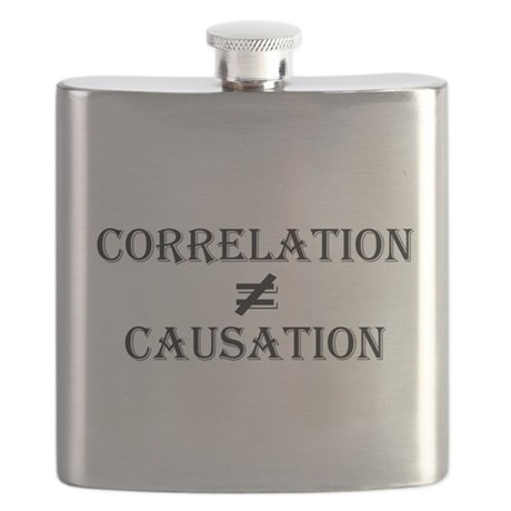 Correlation Causation Flask
