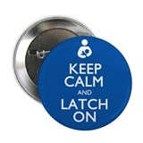 "Cute Lactivism 2.25"" Button"