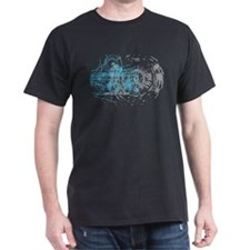 Particle Physics Gives Me A Large Hadron T-Shirt