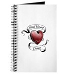 Steel Heart Dance logo Journal