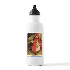 Little Red Riding Hood Water Bottle