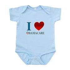 I Love Obamacare Infant Bodysuit