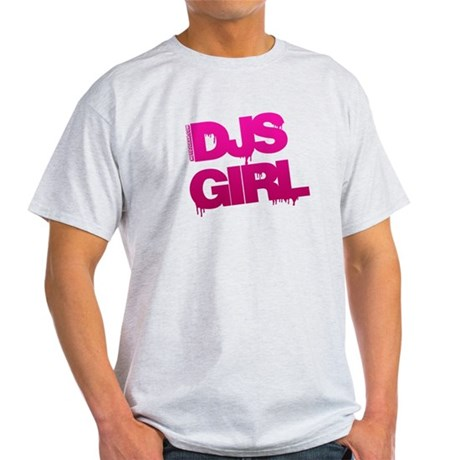 DJs Girl Light T-Shirt