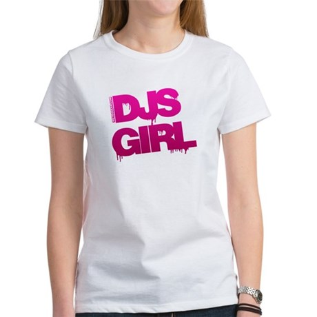DJs Girl Women's T-Shirt