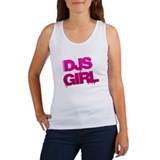 DJs Girl Women's Tank Top