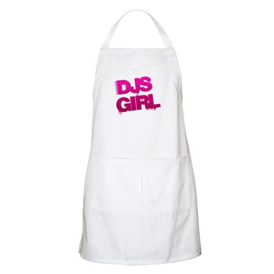 DJs Girl Apron