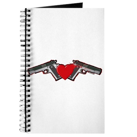 Gun Love Journal